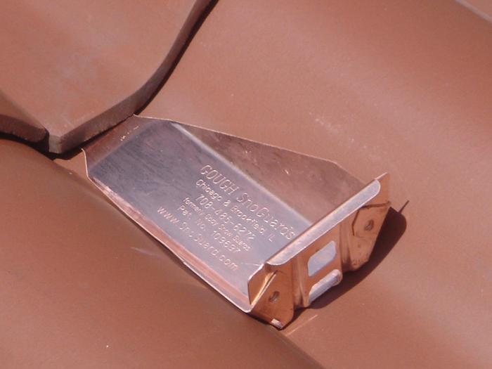 Copper Roofs Slate Roofs Tile Roofs Metal Roofs Snow
